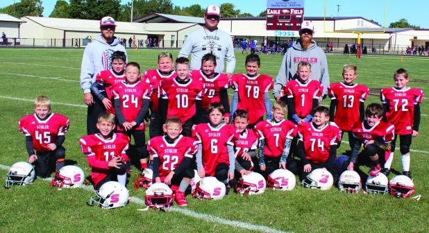 First and second grades team